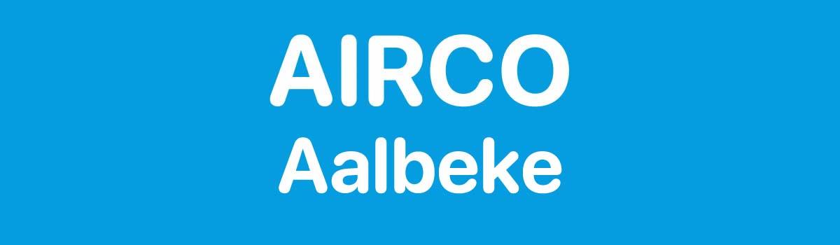 Airco in Aalbeke