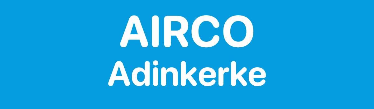 Airco in Adinkerke