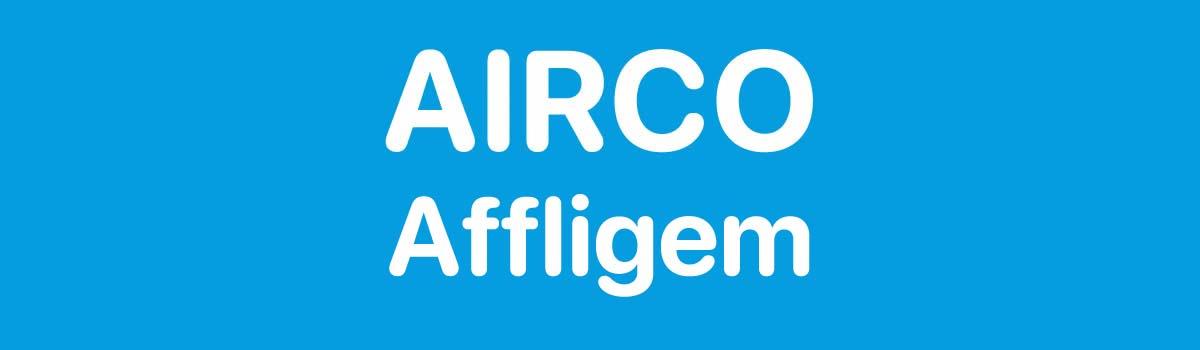 Airco in Affligem
