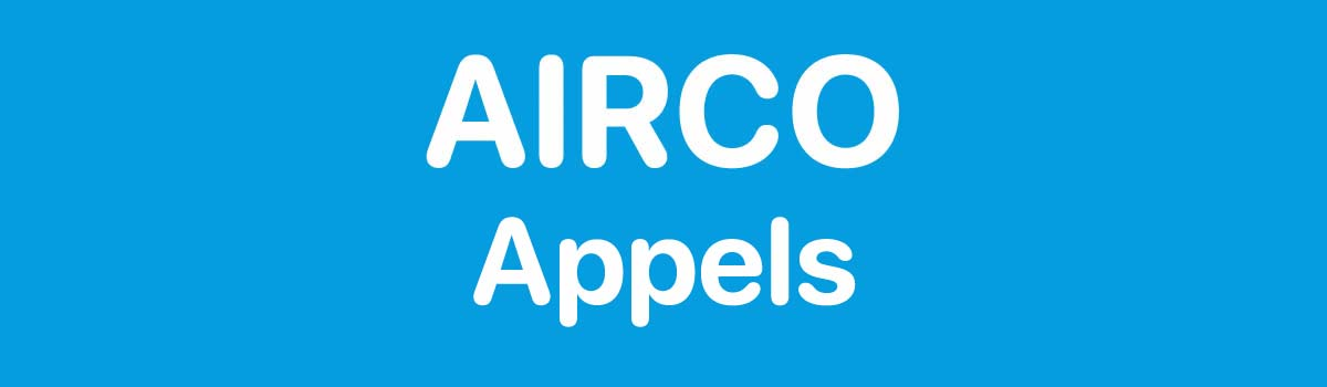 Airco in Appels