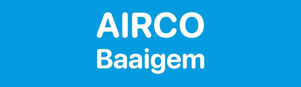 Airco in Baaigem