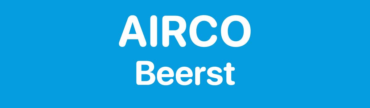 Airco in Beerst