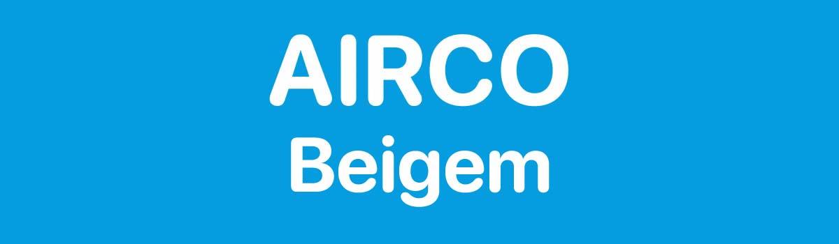 Airco in Beigem
