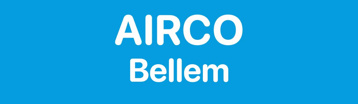 Airco in Bellem