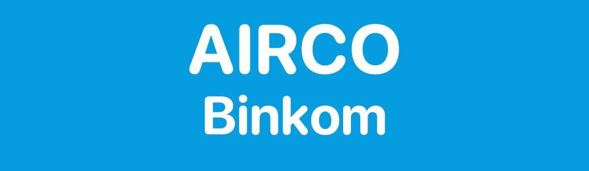Airco in Binkom