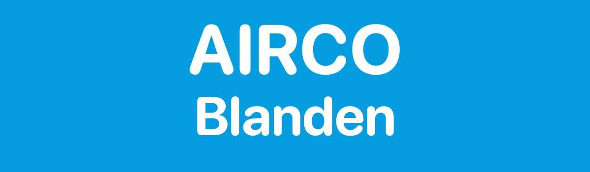 Airco in Blanden