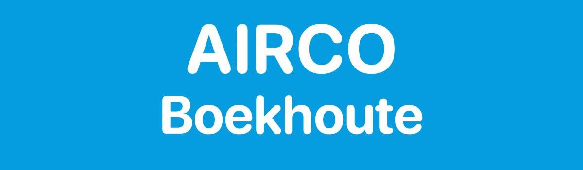 Airco in Boekhoute