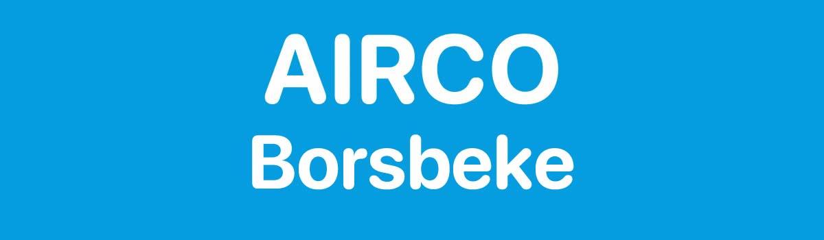 Airco in Borsbeke