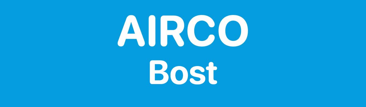 Airco in Bost