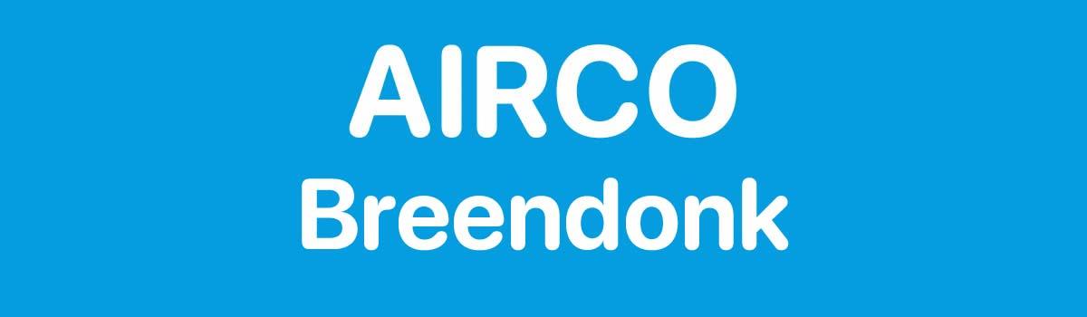 Airco in Breendonk