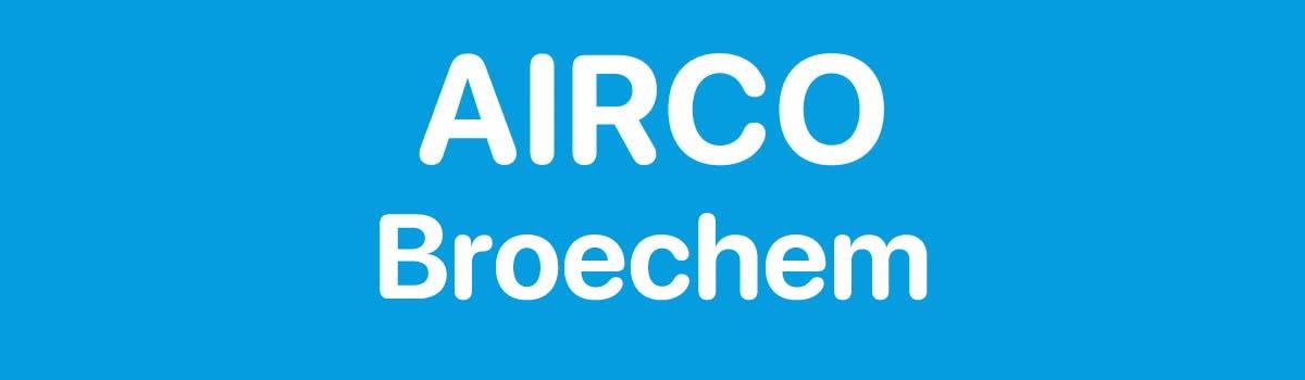 Airco in Broechem