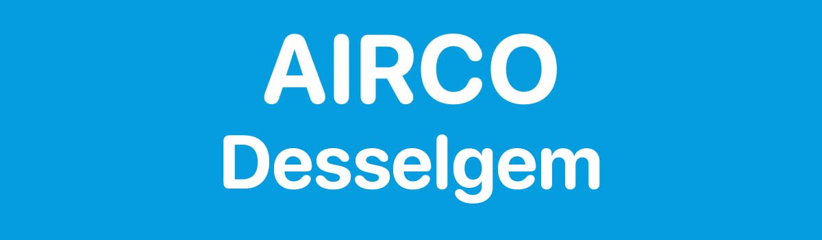 Airco in Desselgem