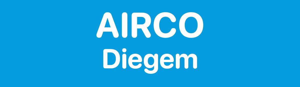 Airco in Diegem