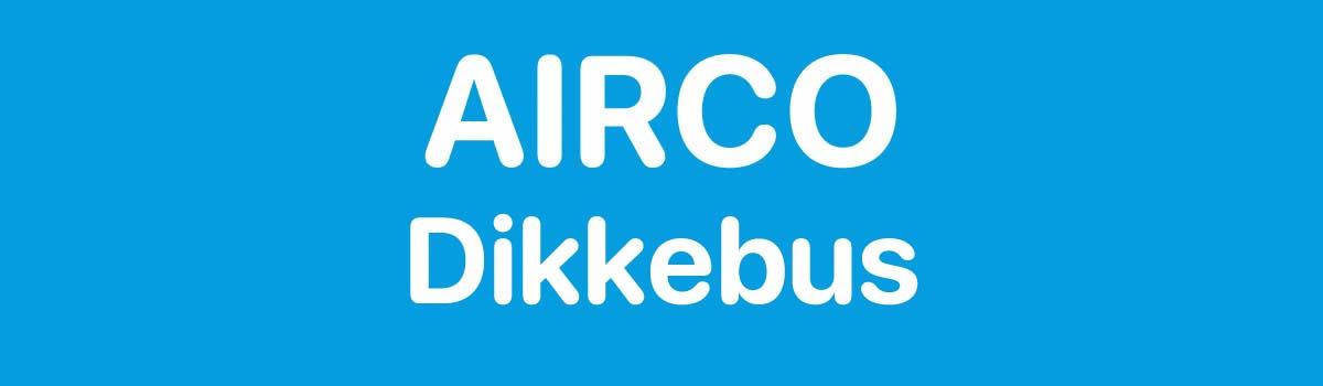 Airco in Dikkebus