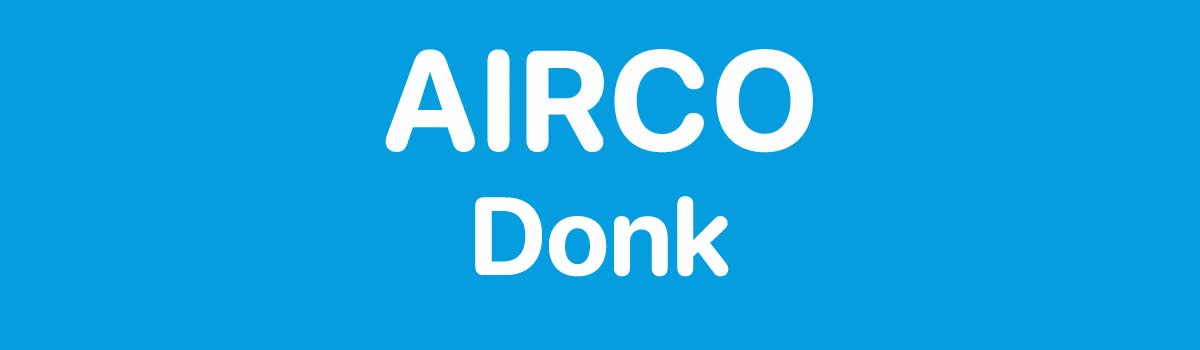 Airco in Donk