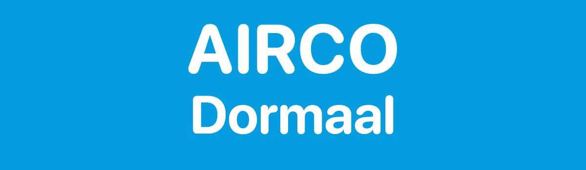 Airco in Dormaal
