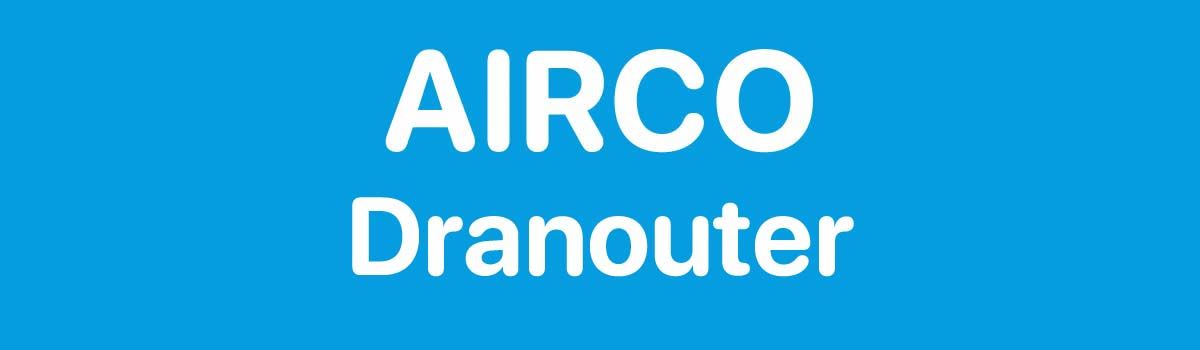 Airco in Dranouter