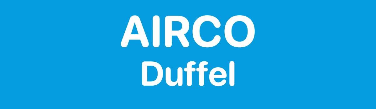 Airco in Duffel