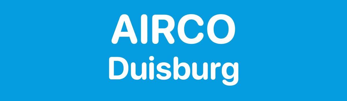 Airco in Duisburg