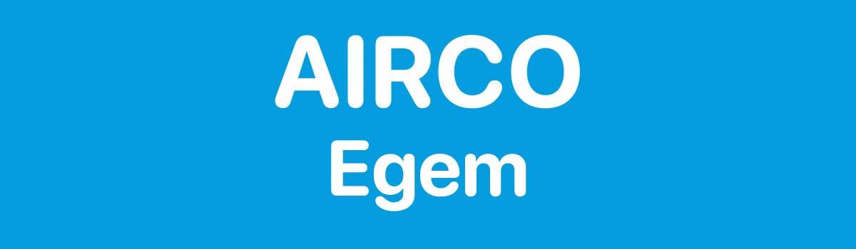 Airco in Egem