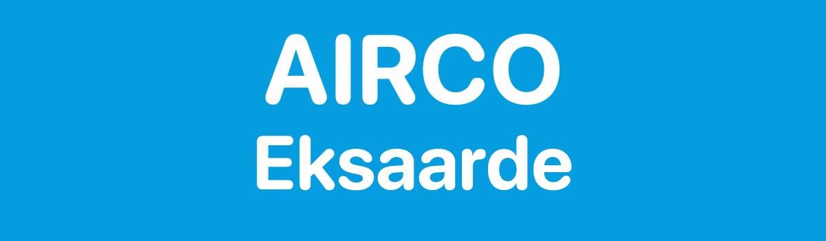Airco in Eksaarde