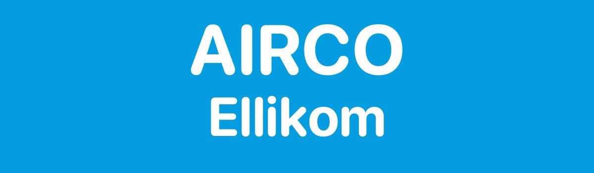 Airco in Ellikom