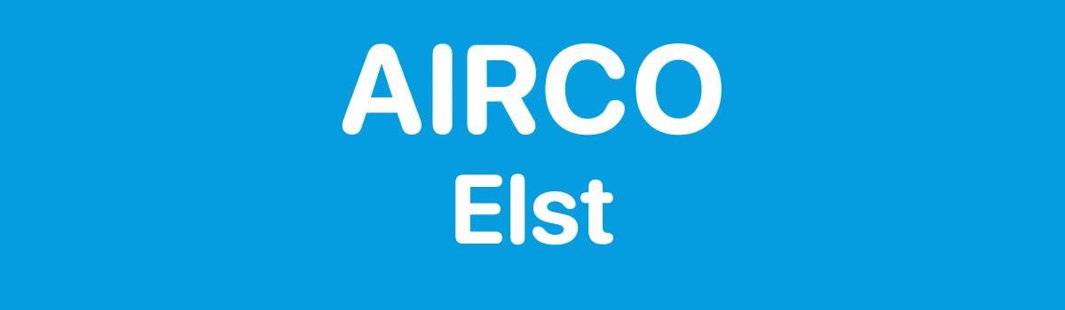 Airco in Elst