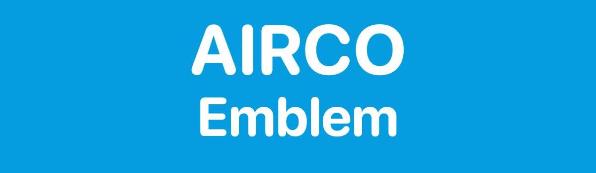 Airco in Emblem