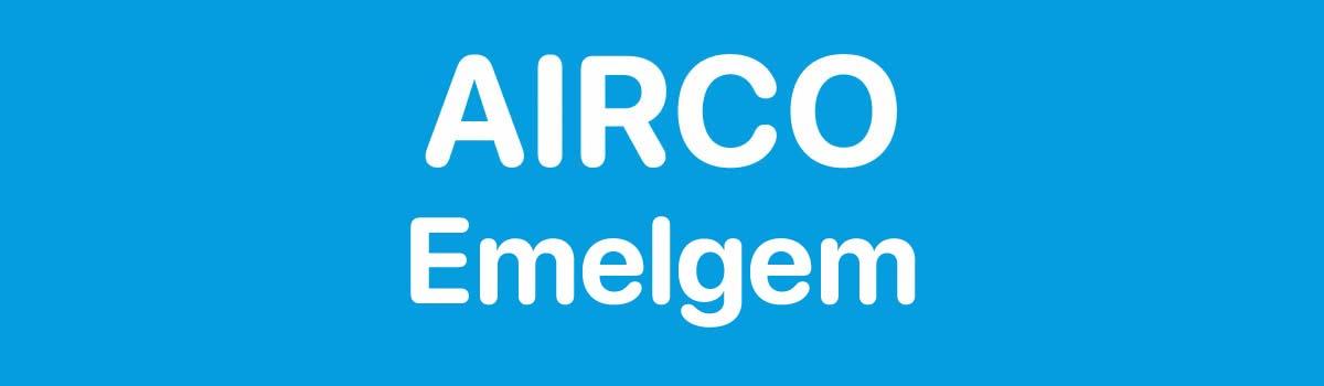 Airco in Emelgem