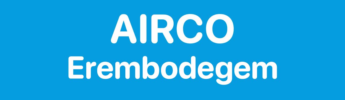 Airco in Erembodegem
