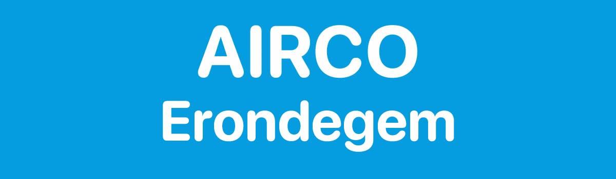 Airco in Erondegem