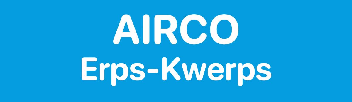 Airco in Erps-Kwerps