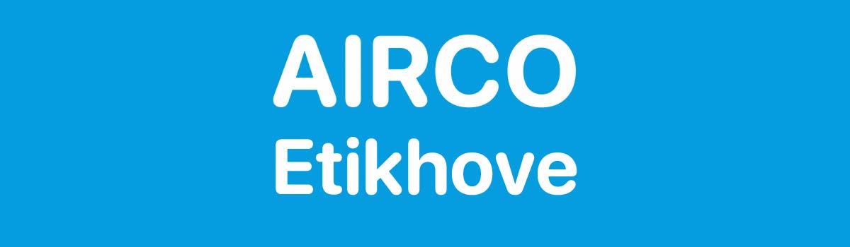 Airco in Etikhove