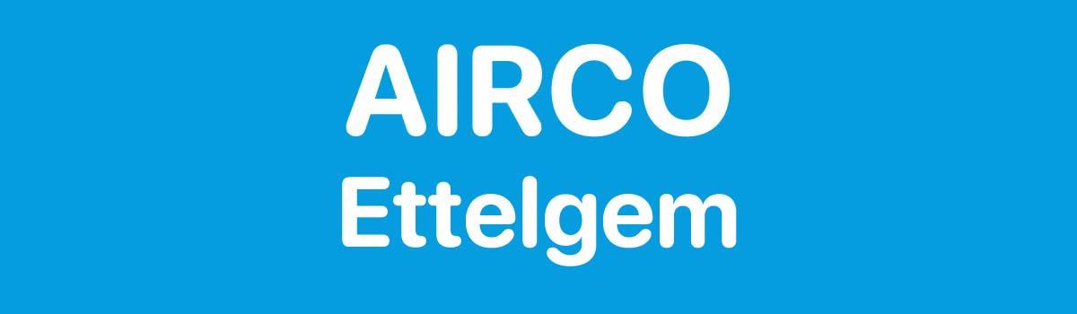 Airco in Ettelgem