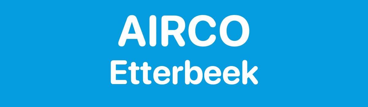 Airco in Etterbeek