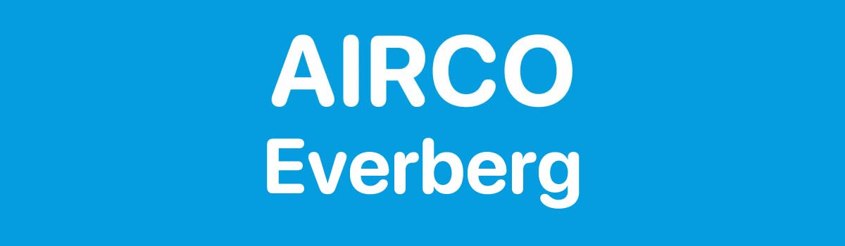 Airco in Everberg