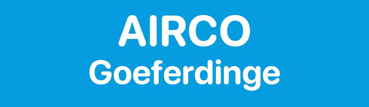 Airco in Goeferdinge