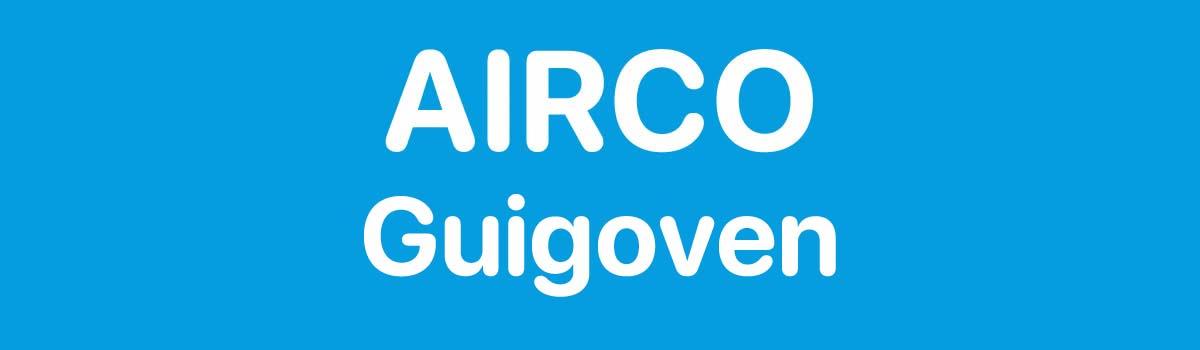 Airco in Guigoven