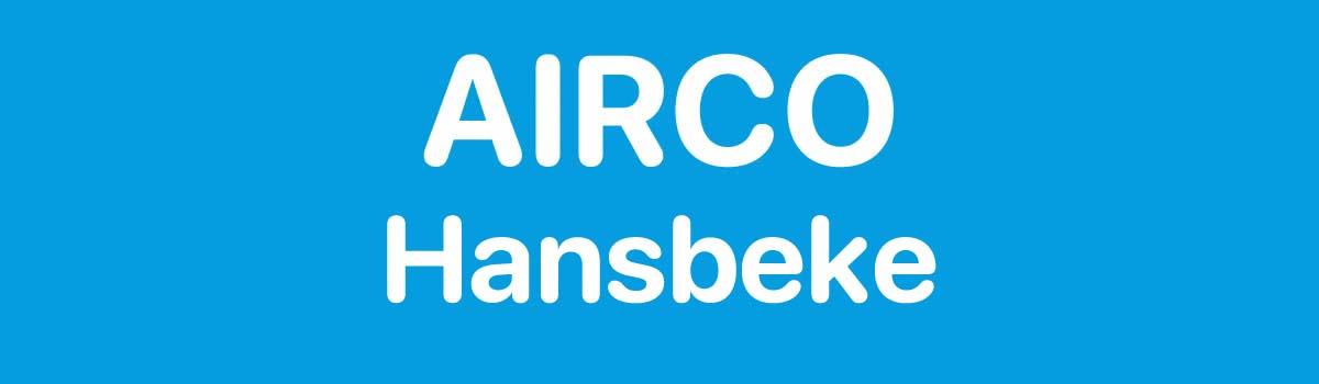 Airco in Hansbeke