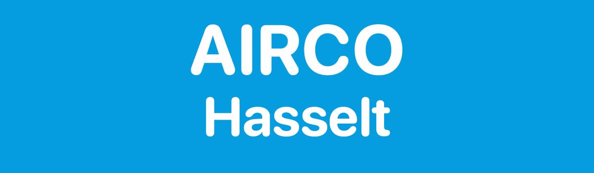 Airco in Hasselt