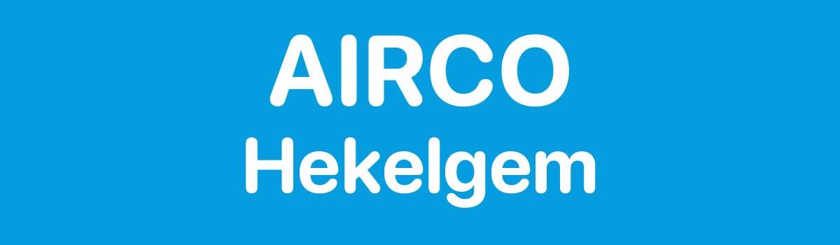 Airco in Hekelgem