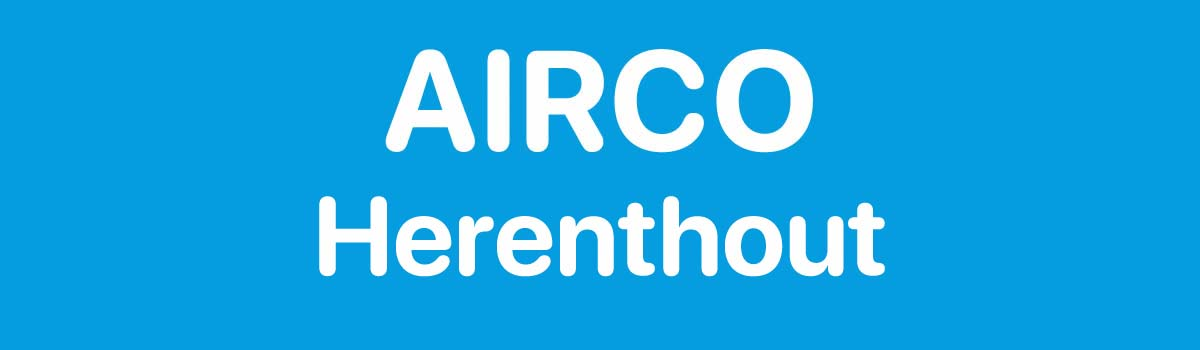 Airco in Herenthout
