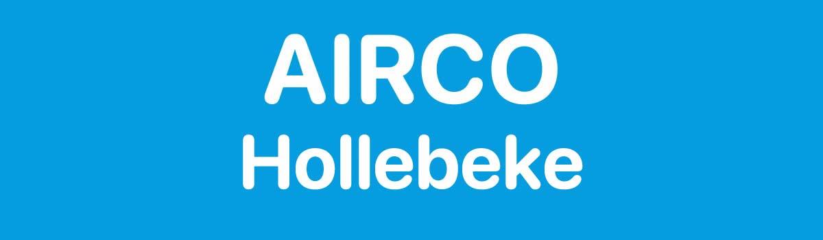 Airco in Hollebeke