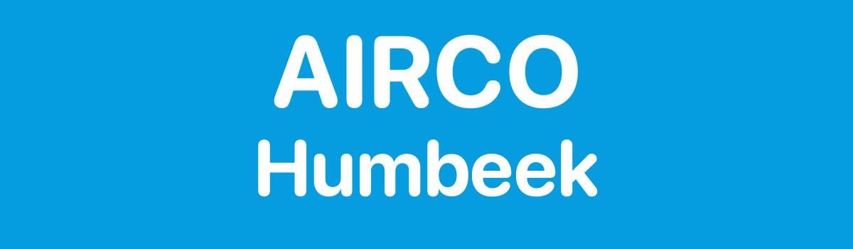 Airco in Humbeek