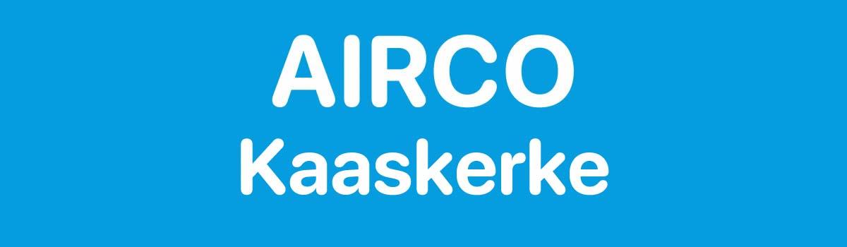 Airco in Kaaskerke