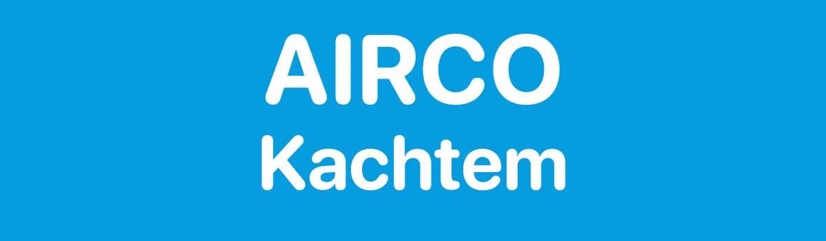 Airco in Kachtem