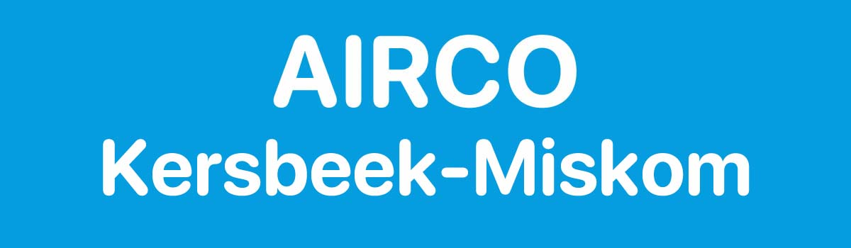 Airco in Kersbeek-Miskom