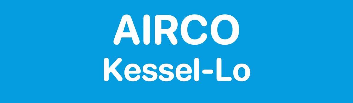 Airco in Kessel Lo