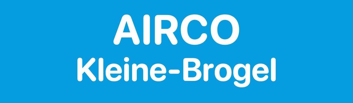 Airco in Kleine-Brogel