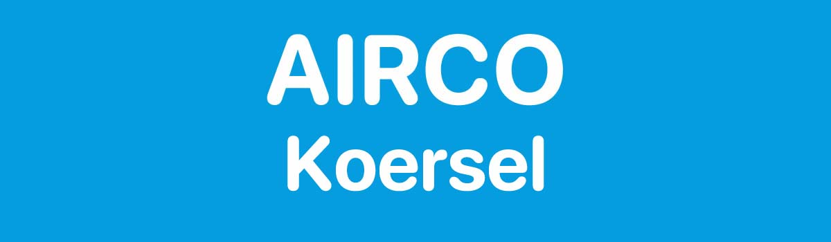 Airco in Koersel